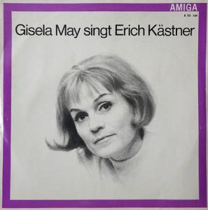 LP - May, Gisela Gisela May Singt Erich K