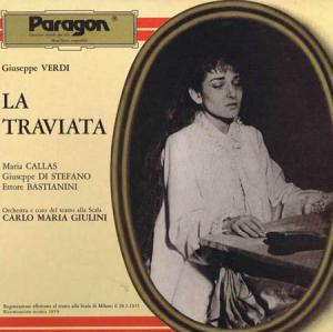 3LP - Verdi, Giuseppe La Traviata