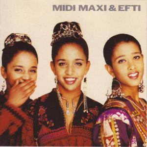 CD - Midi, Maxi & Efti Midi, Maxi & Efti