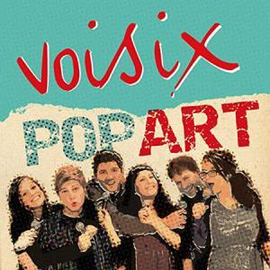 CD - Voisix Popart