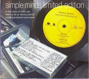 2CD - Simple Minds Neon Lights
