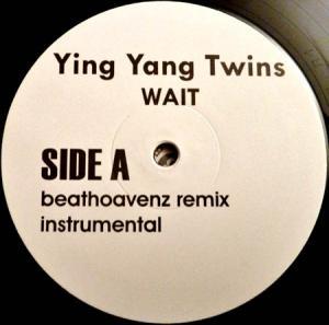 12inch - Ying Yang Twins Wait