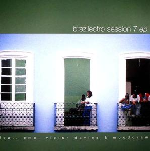 12inch - Various Artists Brazilectro Session 7 EP
