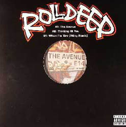12inch - Roll Deep The Avenue