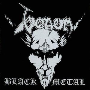 2LP - Venom Black Metal