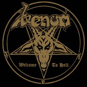 2LP - Venom Welcome To Hell