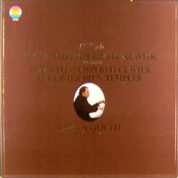 4LP - Gould, Glenn Das Wohltemperierte Klavier
