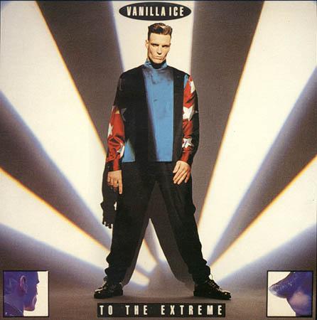 LP - Vanilla Ice To The Extreme 0