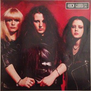 LP - Rock Goddess Rock Goddess