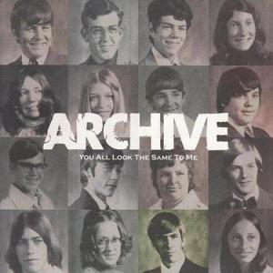 2LP - Archive You All Look The Same To Me