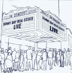 2LP - Sunny Day Real Estate Live