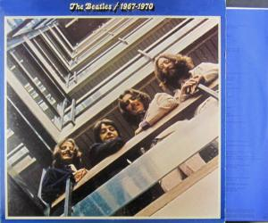 2LP - Beatles 1967-1970
