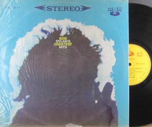 LP - Dylan, Bob Greatest Hits