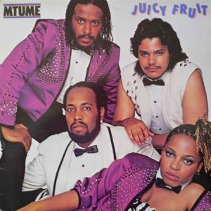 CD - Mtume Juicy Fruit