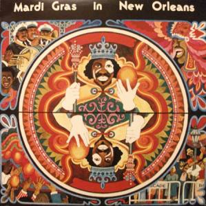 LP - Various Artists Mardi Gras In New Orleans