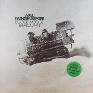 LP - Zwingenberger, Axel Boogie Woogie Breakdown