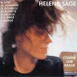 CD - Sage, Helene Comme Une Image