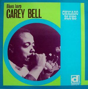 LP - Bell, Carey Blues Harp