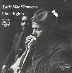 LP - Little Mac Simmons Blue Lights