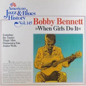 LP - Bennett, Bobby When Girls Do It