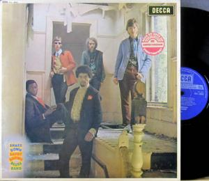 LP - Savoy Brown Blues Band Shake Down