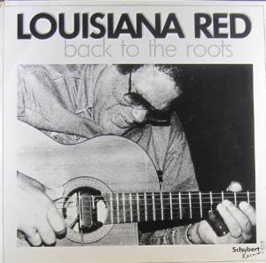 LP - Louisiana Red Alabama Blues