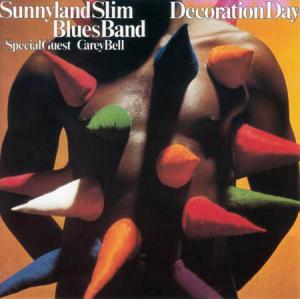 LP - Sunnyland Slim Blues Band Decoration Day