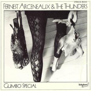 LP - Fernest Arceneaux & The Thunders Gumbo Special