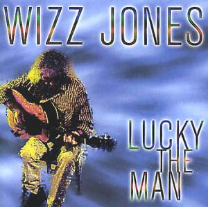 LP - Wizz Jones Lucky The Man
