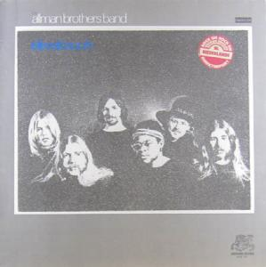 LP - Allman Brothers Band Idlewild South
