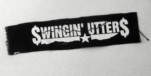 Memorabilia - Swingin' Utters Patch