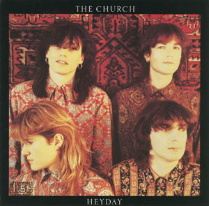 CD - Church, The Heyday