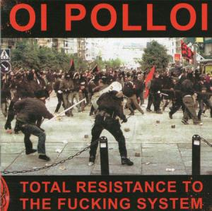 CD - Oi Polloi Total Resistance To The Fucking System