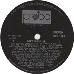 LP - Soft Machine Volume Two