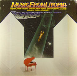 2LP - Various Artists Music From Utopia