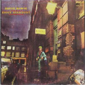LP - Bowie, David The Rise & Fall Of Ziggy Stardust & The Spiders From Mars