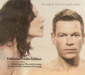 2CD - Rosenstolz Die Suche Geht Weiter