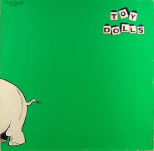 12inch - Toy Dolls Nellie The Elephant