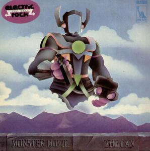 LP - Can Monster Movie