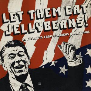 LP - Various Artists Let Them Eat Jellybeans !