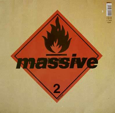LP - Massive Attack Blue Lines 0