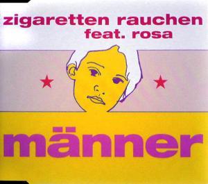 CD:Single - Zigaretten Rauchen feat. Rosa Jansen M