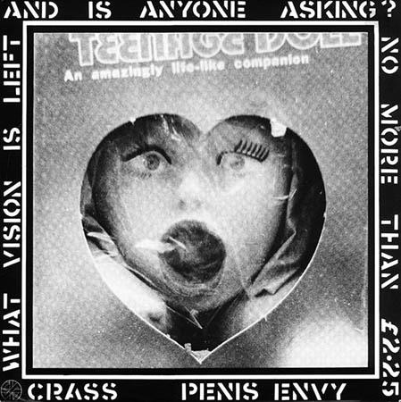 LP - Crass Penis Envy 0
