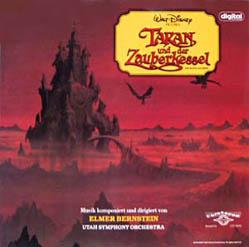 LP - Soundtrack Taran Und Der Zauberkessel 0