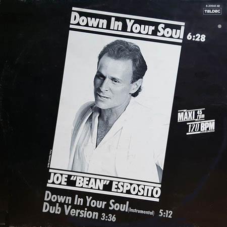 12inch - Esposito, Joe Down In Your Soul 0