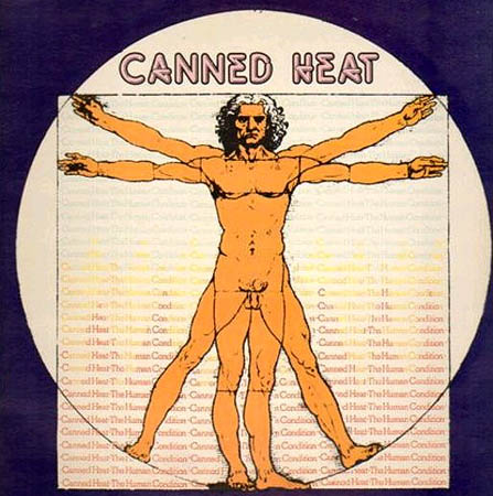 LP - Canned Heat Human Condition 0
