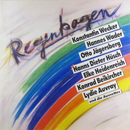 2LP - Various Artists Erster Regenbogen, 25 August 1985 0