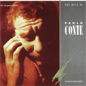 LP - Conte, Paolo The Best Of Paolo Conte