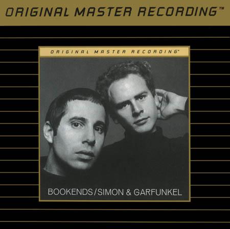 CD - Simon & Garfunkel Bookends 0