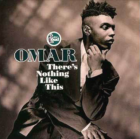 LP - Omar There's Nothing Like This 0